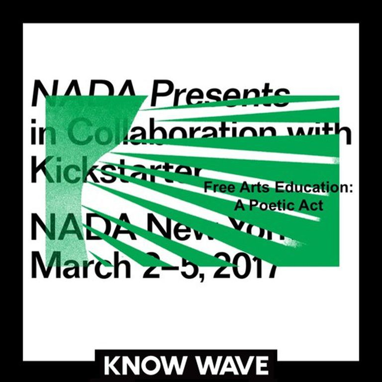 Nada Presents - KNOW WAVE